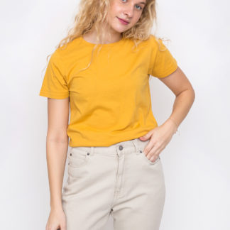 Colorful Standard Women Light Organic Tee Burned Yellow L - Biorre.cz - udržitelný nákup