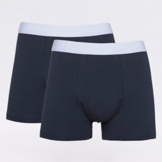 Knowledge Cotton Maple 2 Pack Underwear 1001 Total Eclipse XL - Biorre.cz - udržitelný nákup