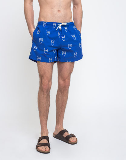 Knowledge Cotton Bay All-over Owl Swimshorts 1295 Surf The Web XL - Biorre.cz - udržitelný nákup